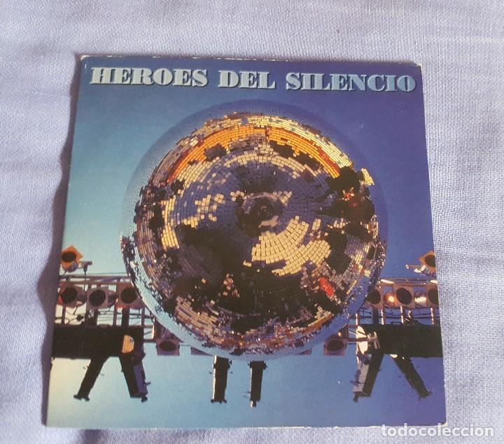 HÉROES DEL SILENCIO CD PROMOCIONAL (Música - Discos - Singles Vinilo - Grupos Españoles de los 90 a la actualidad)