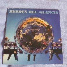 Discos de vinilo: HÉROES DEL SILENCIO CD PROMOCIONAL . Lote 132599622