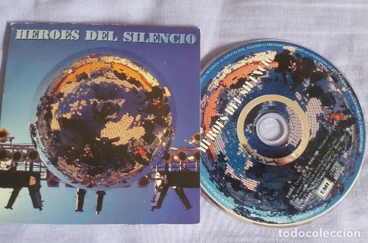 Discos de vinilo: Héroes del silencio cd promocional - Foto 2 - 132599622