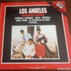 Discos de vinilo: LOS ANGELES - GRANDES EXITOS - DOBLE 2.LP. - 1992 - HISPAVOX. Lote 132602842