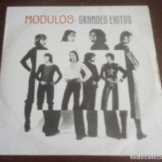 Discos de vinilo: MODULOS - GRANDES EXITOS - DOBLE - 2.LP - 1992 - HISPAVOX - ENVIO GRATIS. Lote 132605414