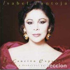Discos de vinilo: ISABEL PANTOJA – LA CANCIÓN ESPAÑOLA (ESPAÑA, 1990). Lote 132606362