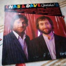Discos de vinilo: CHAS & DAVE ?– GERTCHA,1983. Lote 132606806
