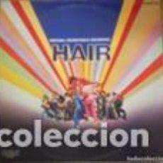 Discos de vinilo: DISCO VINILO HAIR (BANDA SONORA).. Lote 132609322