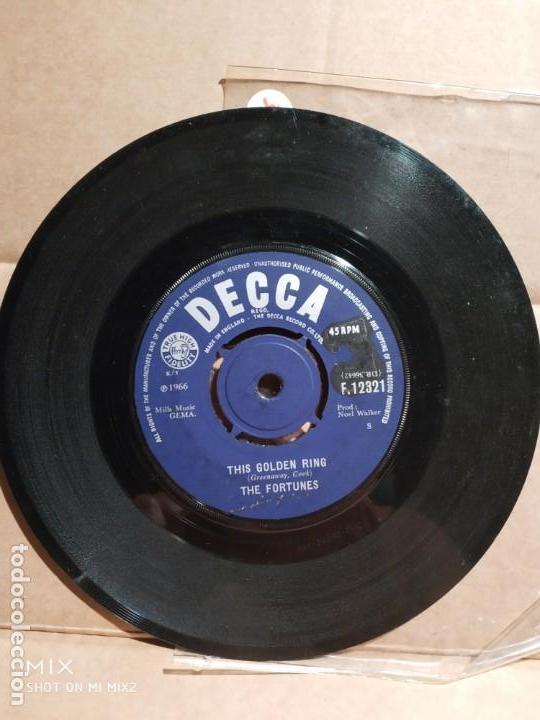 THE FORTUNES THIS GOLDEN RING + SOMEONE TO CARE 1966 SIN CARPETA (Música - Discos - Singles Vinilo - Pop - Rock Extranjero de los 50 y 60)