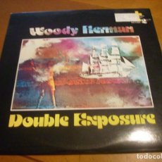 Discos de vinilo: LP DOBLE : WOODY HERMAN / DOUBLE ESPOSURE / JAZZ ED : USA . Lote 132611578