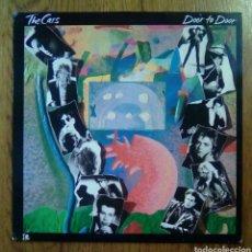 Discos de vinilo: THE CARS, DOOR TO DOOR, 1987 ELEKTRA.. Lote 132612633