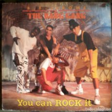 Discos de vinilo: B.B. JEROME & THE BANG GANG – YOU CAN ROCK IT 1991 INCL. ACAPELLA. Lote 132626490