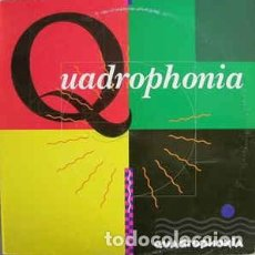 Discos de vinilo: QUADROPHONIA - QUADROPHONIA 1991,KONGA MUSIC . Lote 132649942