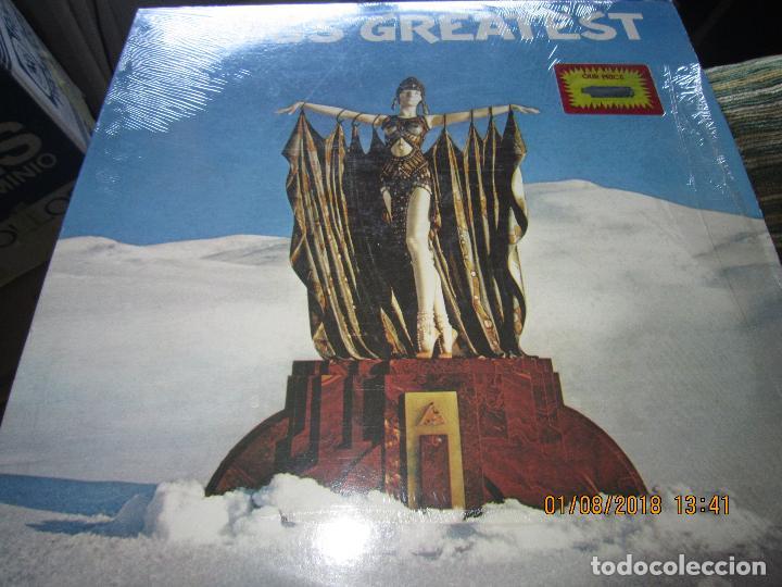 Discos de vinilo: WINGS - GREATEST LP - ORIGINAL CANADA. LP - CAPITOL 1978 CON FUNDA INTERIOR Y POSTER GIGANTE - - Foto 11 - 132667374