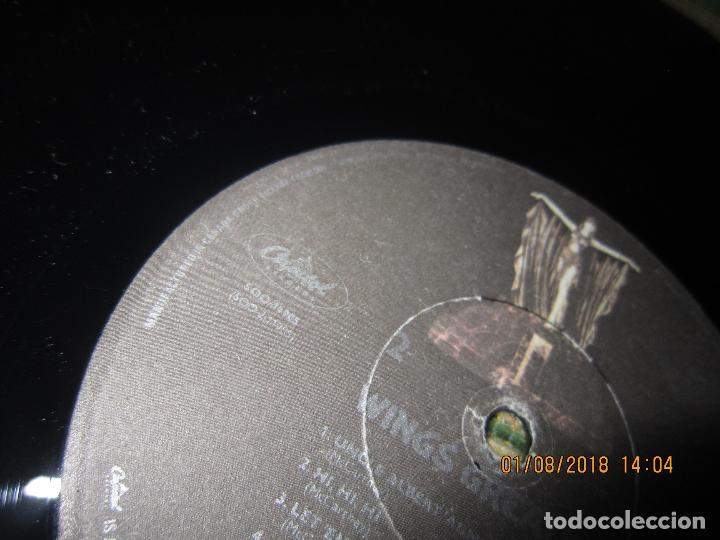 Discos de vinilo: WINGS - GREATEST LP - ORIGINAL CANADA. LP - CAPITOL 1978 CON FUNDA INTERIOR Y POSTER GIGANTE - - Foto 23 - 132667374