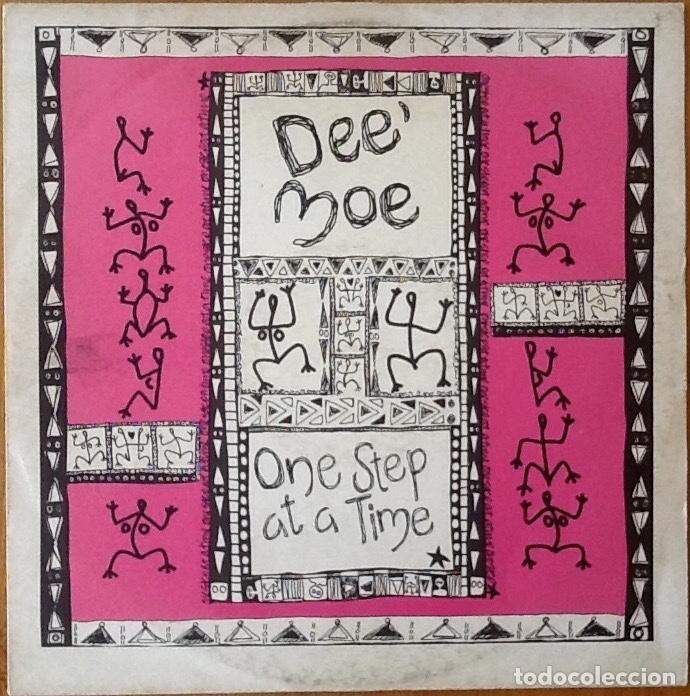 DEE MOE : ONE STEP AT A TIME [UK 1990] 12' (Música - Discos de Vinilo - Maxi Singles - Rap / Hip Hop)