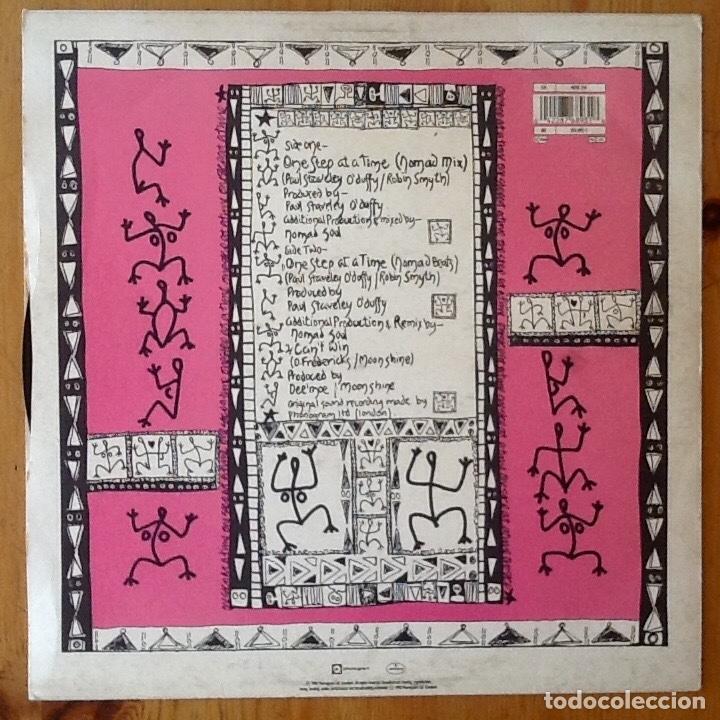 Discos de vinilo: DEE MOE : ONE STEP AT A TIME [UK 1990] 12 - Foto 2 - 55224043