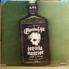 Discos de vinilo: CYPRESS HILLMINI LP TEQUILA SUNRISE VARIAS VERSIONES DIFERENTES EDICIÓN USA. Lote 132678138