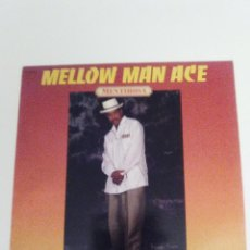Discos de vinilo: MELLOW MAN ACE MENTIROSA ( 1990 CAPITOL ESPAÑA ) HIP HOP RAP CYPRESS HILL CREW BUEN ESTADO GENERAL. Lote 132688650