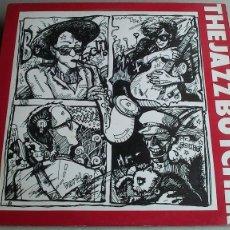 Discos de vinilo: THE JAZZ BUTCHER - REAL MEN - MAXI SINGLE - 1985. Lote 132692410