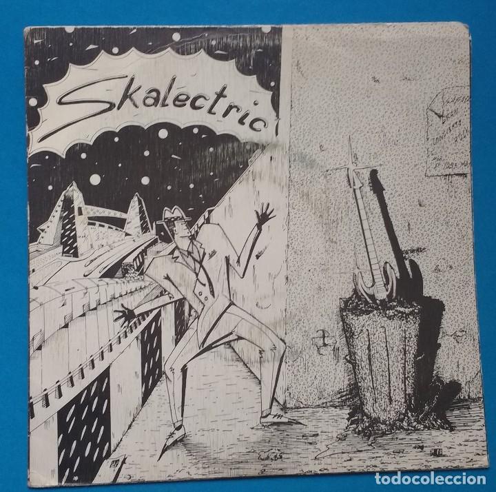 SKALECTRIC - GANADOR (Música - Discos - Singles Vinilo - Grupos Españoles de los 70 y 80)
