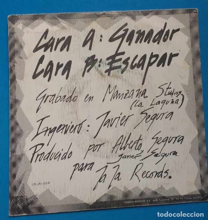 Discos de vinilo: SKALECTRIC - GANADOR - Foto 2 - 132730686