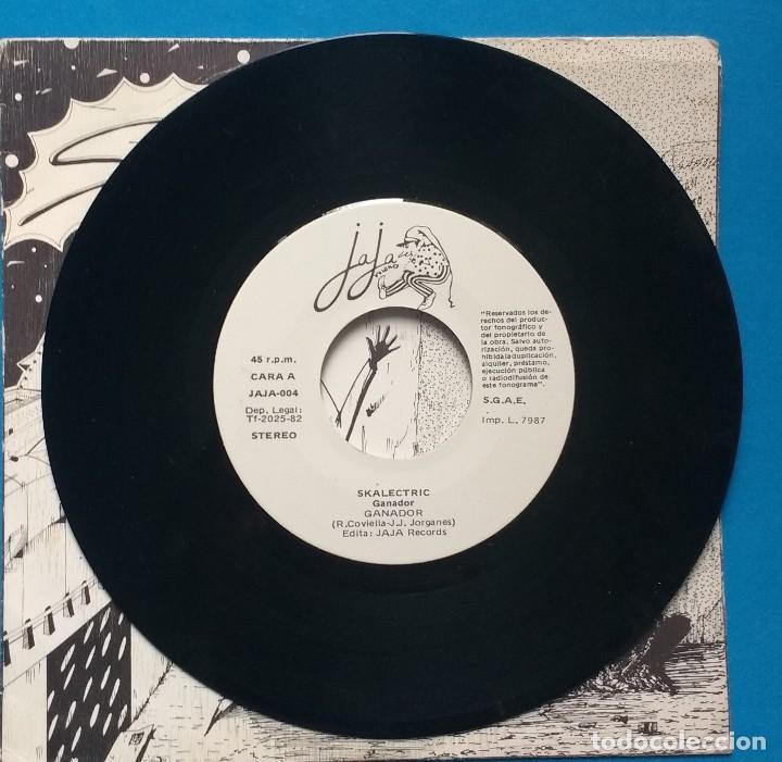 Discos de vinilo: SKALECTRIC - GANADOR - Foto 3 - 132730686