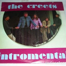 Discos de vinilo: THE CREETS – INTROMENTAL - EP 1998. Lote 132738630