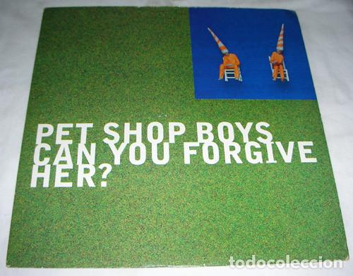 PET SHOP BOYS – CAN YOU FORGIVE HER? - SINGLE EDICION UK (Música - Discos de Vinilo - Singles - Pop - Rock Extranjero de los 80)