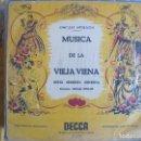 Discos de vinilo: 10 PULGADAS - OSCAR STRAUS - MUSICA DE LA VIEJA VIENA (NUEVA ORQUESTA SINFONICA, DR. OSCAR STRAUS). Lote 132746702