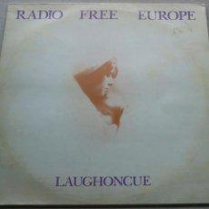 Discos de vinilo: RADIO FREE EUROPE - LAUGHONCUE - 1980 - LP. Lote 132757714