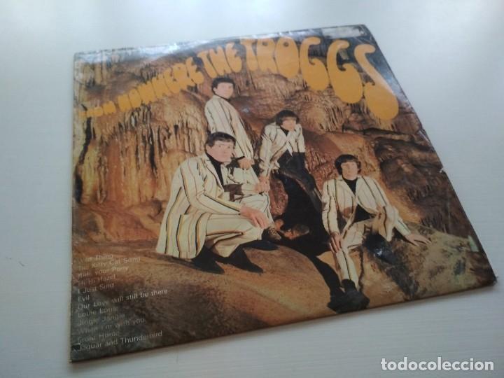 Discos de vinilo: THE TROGGS - FROM NOWHERE - UK ORIGINAL 1st LP - 1966 FONTANA - VINILOVINTAGE - Foto 3 - 132782010