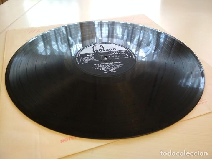 Discos de vinilo: THE TROGGS - FROM NOWHERE - UK ORIGINAL 1st LP - 1966 FONTANA - VINILOVINTAGE - Foto 4 - 132782010