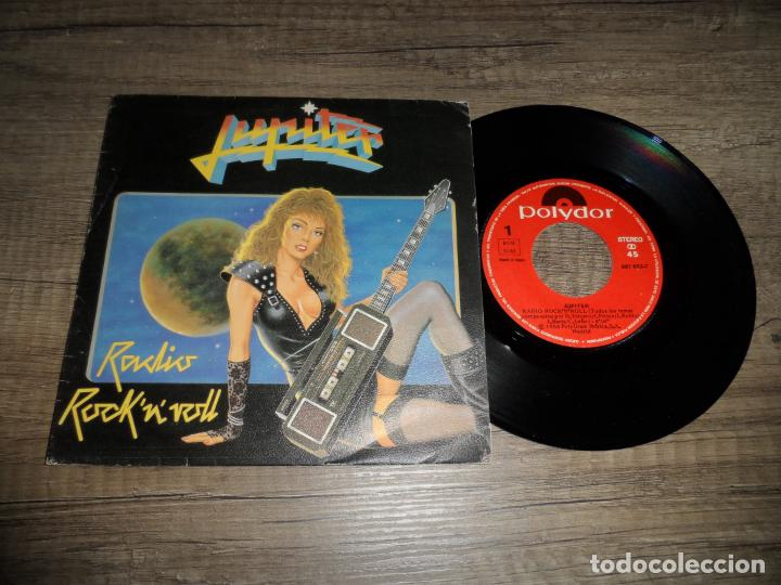 JÚPITER - RADIO ROCK´N´ROLL (Música - Discos - Singles Vinilo - Heavy - Metal)