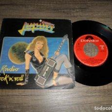 Discos de vinilo: JÚPITER - RADIO ROCK´N´ROLL. Lote 132785930