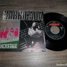 Discos de vinilo: BARRICADA - TENTANDO A LA SUERTE (PROMOCIONAL). Lote 132786378