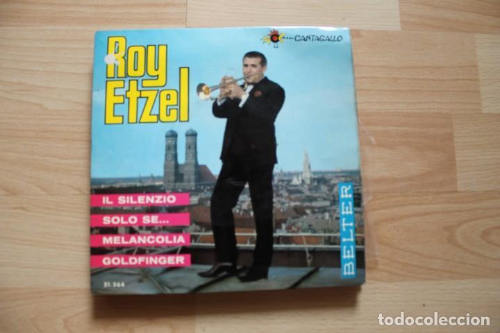 Discos de vinilo: LOTE 6 EPS ROY ETZEL - Foto 2 - 132792066