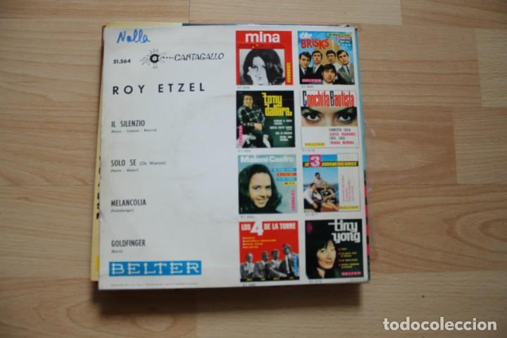 Discos de vinilo: LOTE 6 EPS ROY ETZEL - Foto 3 - 132792066