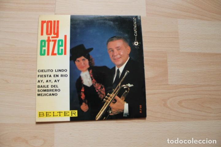 Discos de vinilo: LOTE 6 EPS ROY ETZEL - Foto 4 - 132792066