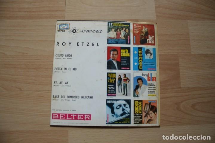 Discos de vinilo: LOTE 6 EPS ROY ETZEL - Foto 5 - 132792066