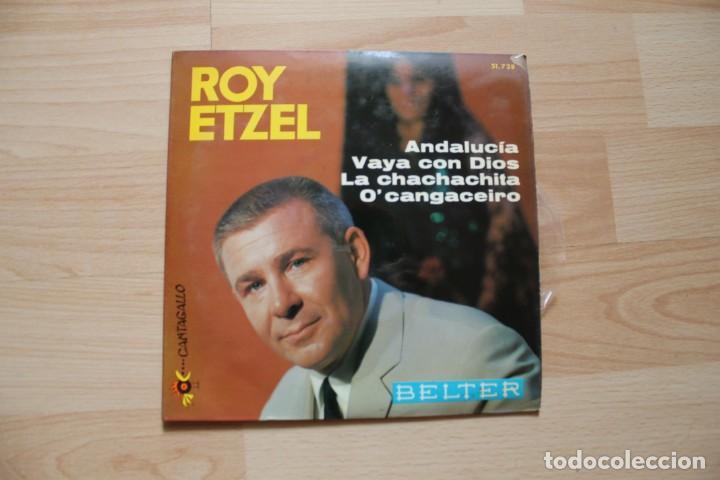 Discos de vinilo: LOTE 6 EPS ROY ETZEL - Foto 6 - 132792066