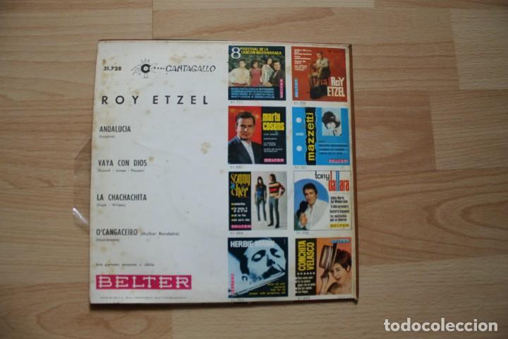 Discos de vinilo: LOTE 6 EPS ROY ETZEL - Foto 7 - 132792066