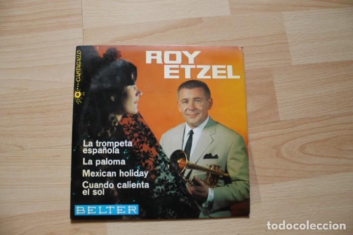Discos de vinilo: LOTE 6 EPS ROY ETZEL - Foto 8 - 132792066
