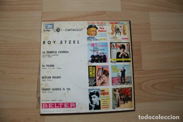 Discos de vinilo: LOTE 6 EPS ROY ETZEL - Foto 9 - 132792066