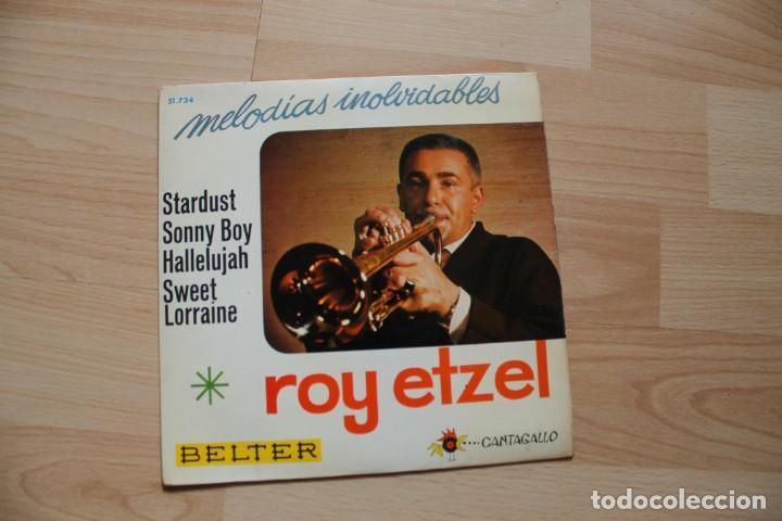 Discos de vinilo: LOTE 6 EPS ROY ETZEL - Foto 10 - 132792066