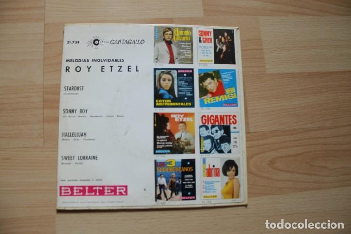 Discos de vinilo: LOTE 6 EPS ROY ETZEL - Foto 11 - 132792066