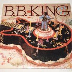 Discos de vinilo: B.B. KING ( BLUES 'N' JAZZ ) USA - 1983 LP33 MCA RECORDS. Lote 132799678