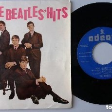 Discos de vinilo: THE BEATLES / THE BEATLES'HITS / EP 7 INCH. Lote 132814110
