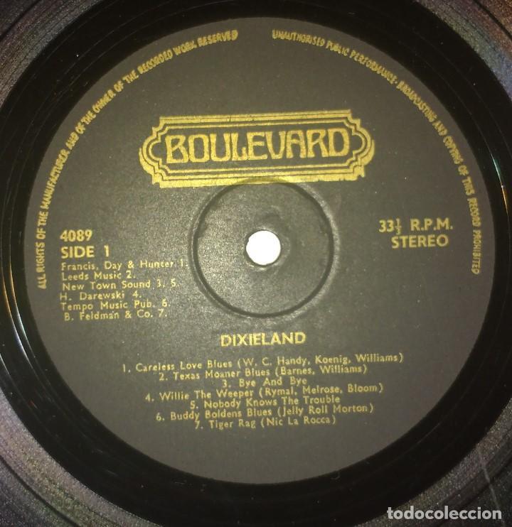 Discos de vinilo: DIXIELAND ( DIXIE LAND) - Foto 3 - 132824794