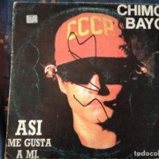 Discos de vinilo: CHIMO BAYO.. Lote 132825014