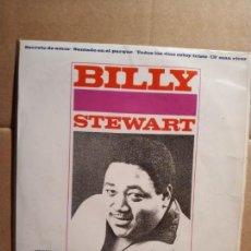 Discos de vinilo: BILLY STEWART SECRETO DE AMOR 1967. Lote 132831942