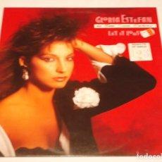 Discos de vinilo: GLORIA ESTEFAN AND MIAMI SOUND MACHINE ( LET IT LOOSE ) 1987 - HOLANDA LP33 EPIC. Lote 132833506