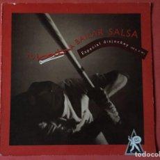 Discos de vinilo: TU BAT - A BAILAR SALSA. Lote 132854422
