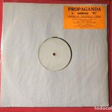 Discos de vinilo: PROPAGANDA – P: MACHINERY 97. Lote 210459442